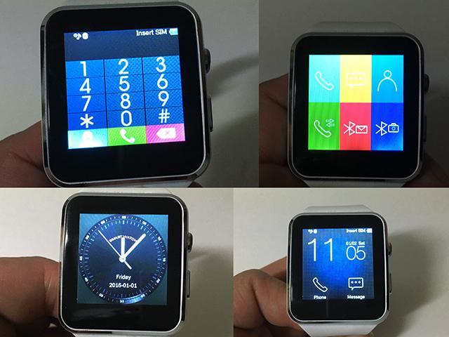smart watch スマートウォッチ 詳細不明中古動作品_画像6