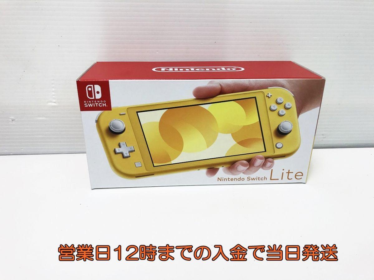 新品 Nintendo Switch Lite イエロー ゲーム機本体 未使用品 1A0771-1069e/F4