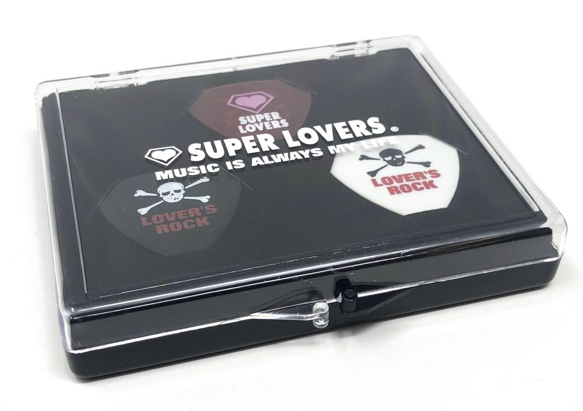 スーパーラヴァーズ ピックセット SUPER LOVERS_画像2