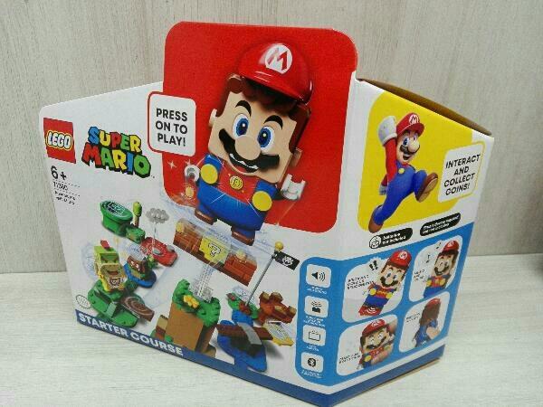 未開封品 LEGO SUPER MARIO スーパーマリオ レゴ マリオ と ぼうけんのはじまり スターターセット 71360_画像2
