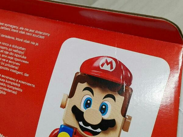 未開封品 LEGO SUPER MARIO スーパーマリオ レゴ マリオ と ぼうけんのはじまり スターターセット 71360_画像5