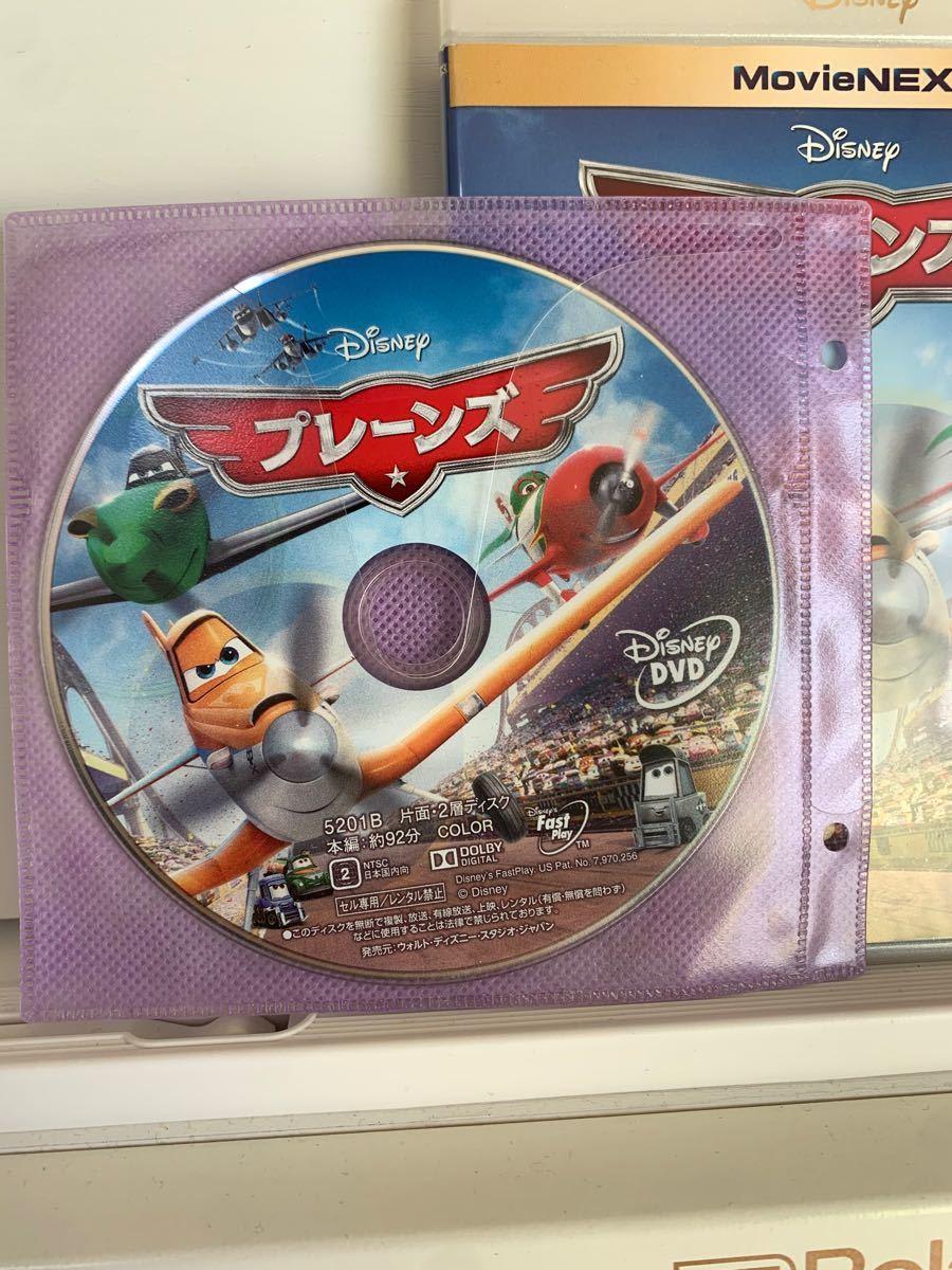 プレーンズ DVD MovieNEX ディズニー