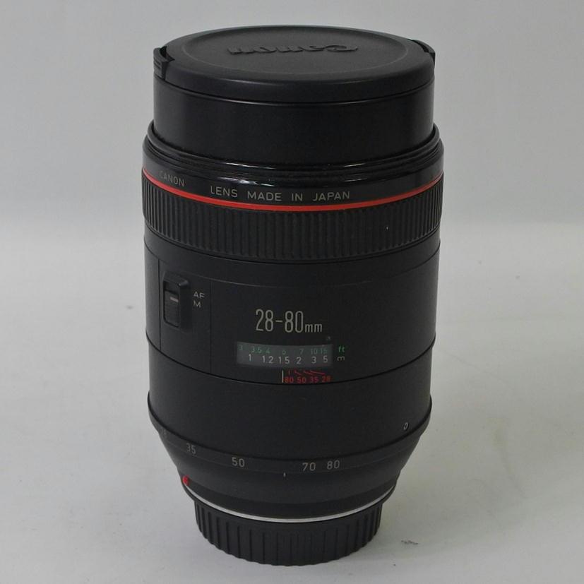 1円【ジャンク】 CANON キャノン カメラレンズ EF28-80mm F2.8 L 【82】