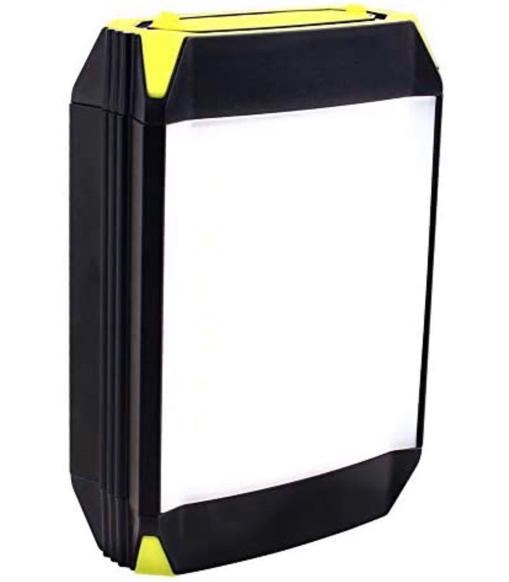 LEDランタン キャンプライト LED投光器 6000mAhモバイルバッテリー 30led 明らかさ3段調整 2種類SOSモード