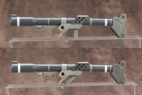 M.S.G モデリングサポートグッズ ウェポンユニット02 ハンドバズーカ 全長約113mm NONスケール プラモデル_画像5