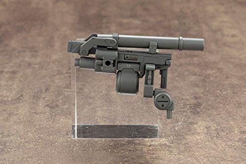 M.S.G モデリングサポートグッズ ウェポンユニット03 フォールディングキャノン 全長110mm NONスケール プラモデル_画像4