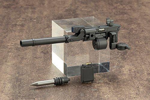 M.S.G モデリングサポートグッズ ウェポンユニット03 フォールディングキャノン 全長110mm NONスケール プラモデル_画像2