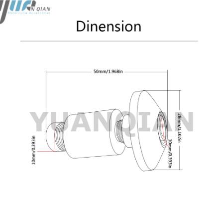 Mz1740:モーターサイクルダートバイク CNCハンドルバーグリップスライダーキャッププラグ_画像6