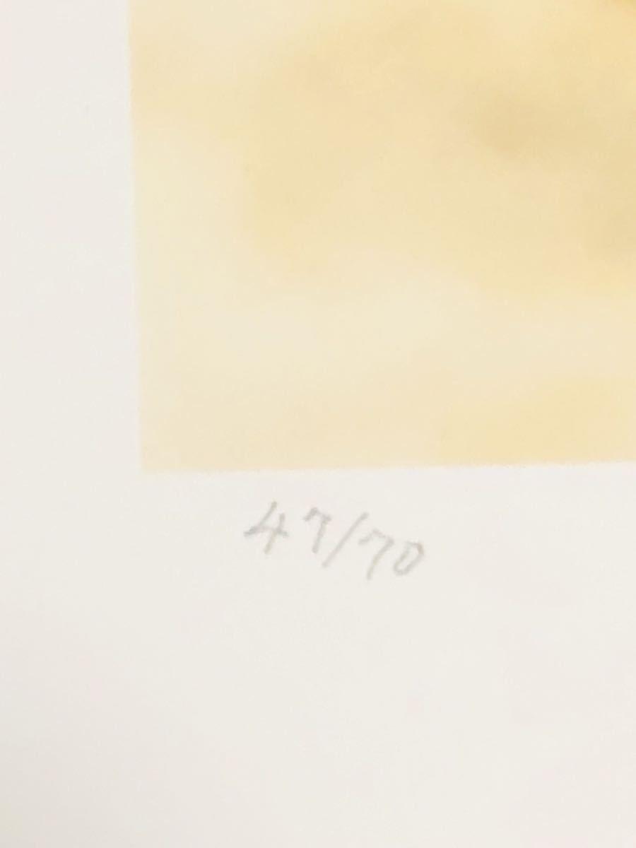 真作保証★裸婦画★限定品★直筆サイン入り★シリアルナンバー入り★美人画★47/70★若妻★絵画★1/29 ④_画像2
