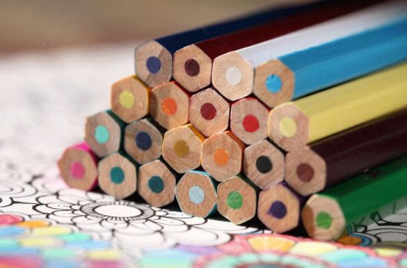 y405 色鉛筆 48色 油性 オイルカラー鉛筆_画像3