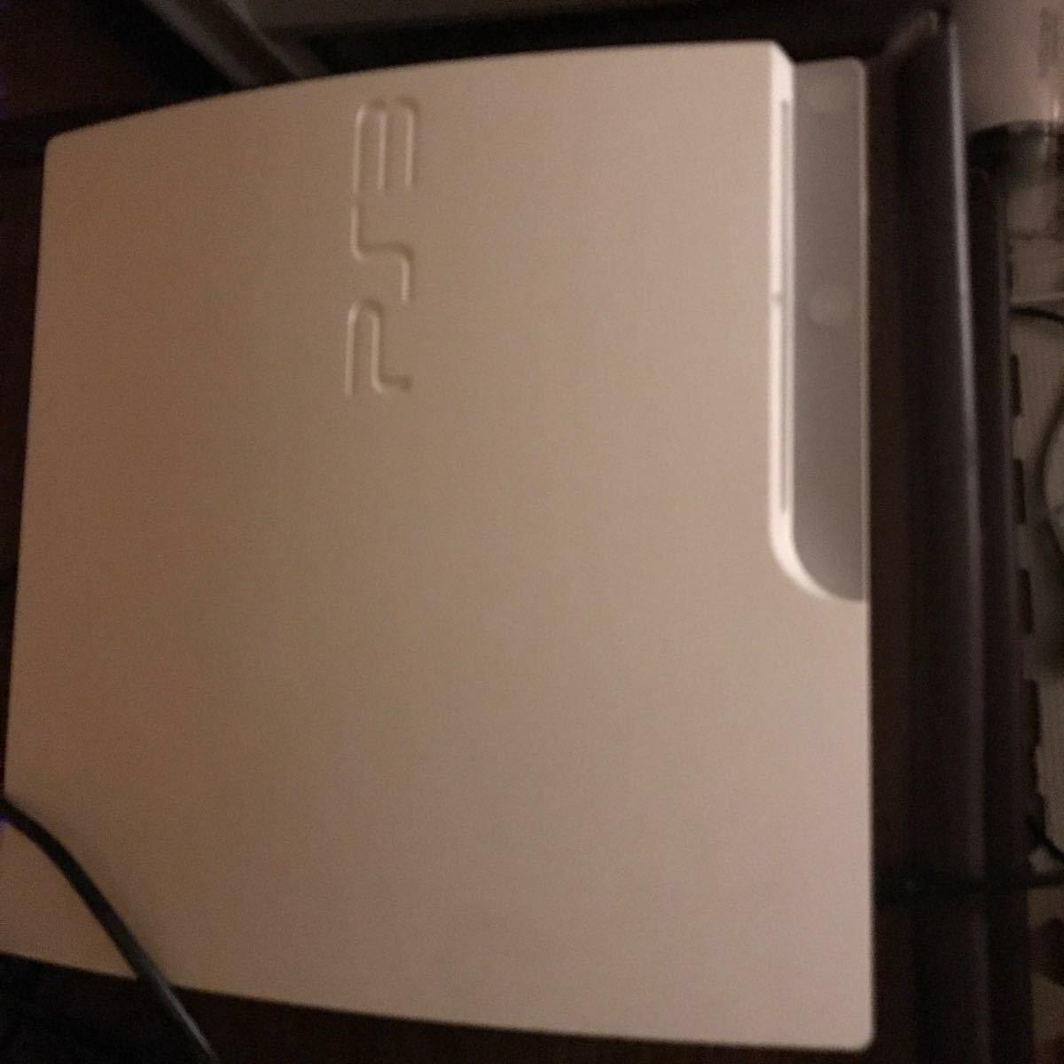 PS3本体CECH-3000A サカつく 龍が如く4つき