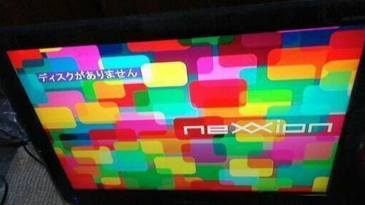 B-CASカード付2015年製 19型DVDプレーヤー内蔵テレビ  WS-TV1919DVB_画像2