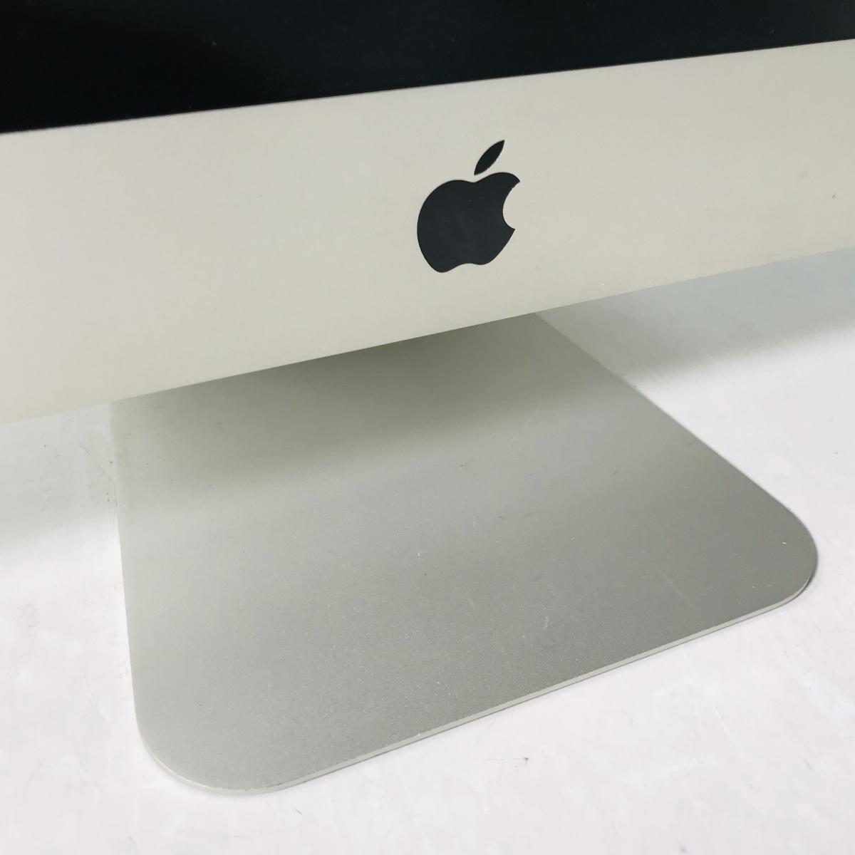 動作確認済み iMac 21.5インチ(Mid 2011) Core i5 2.5GHz/12GB/500GB MC309J/A_画像2