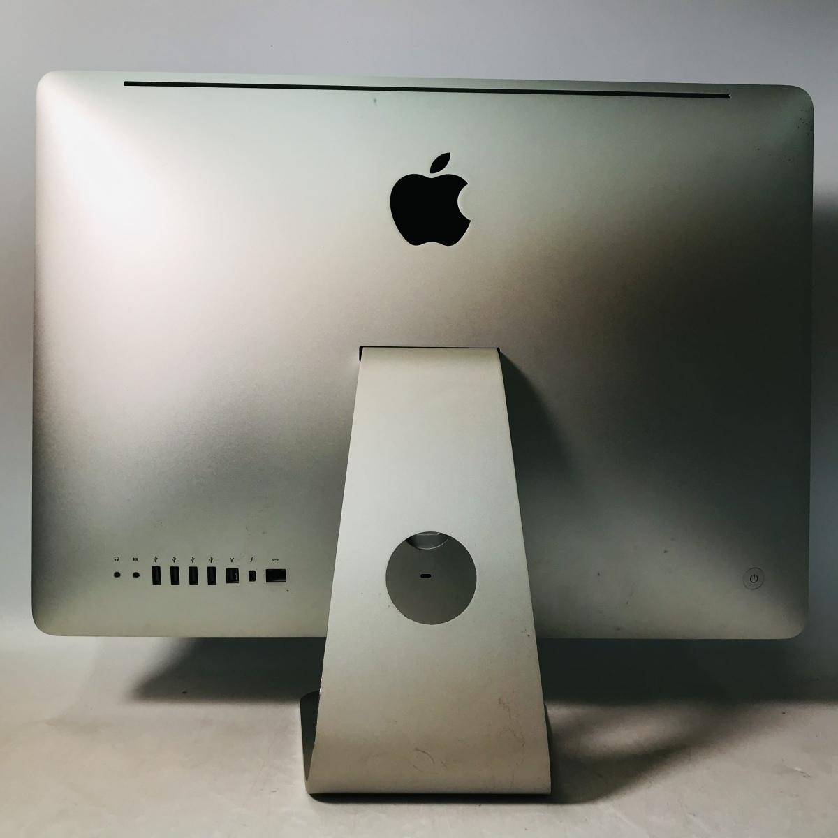 動作確認済み iMac 21.5インチ(Mid 2011) Core i5 2.5GHz/12GB/500GB MC309J/A_画像4