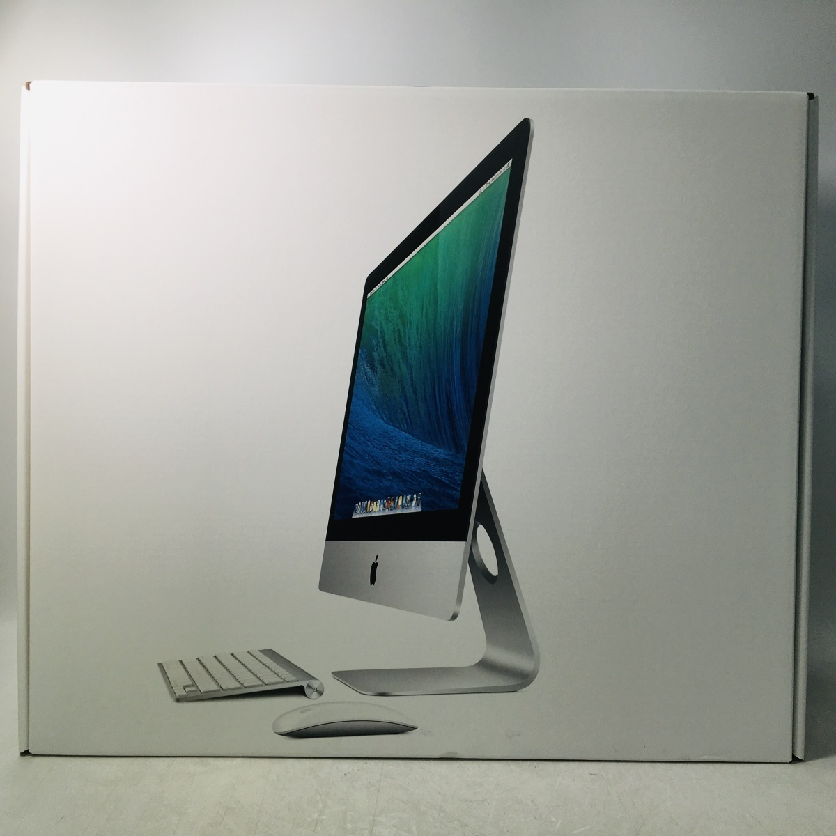 動作確認済み iMac 21.5インチ(Late 2013) Core i5 2.7GHz/8GB/1TB ME086J/A_画像9