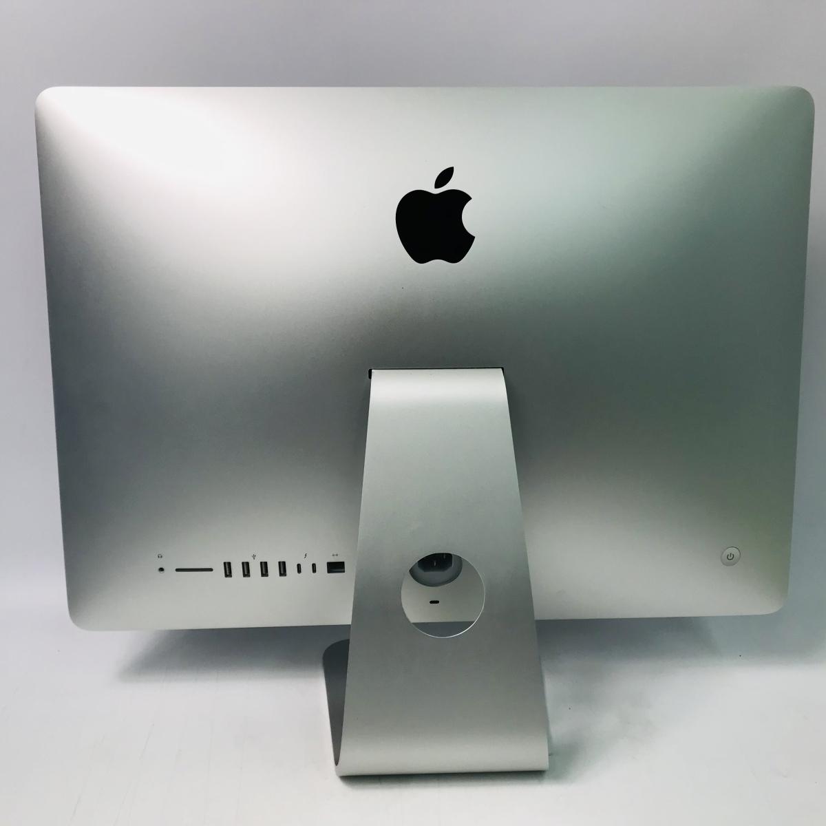 動作確認済み iMac Retina 4Kディスプレイモデル 21.5インチ(Early2019) Core i3 3.6GHz/8GB/1TB MRT32J/A_画像4