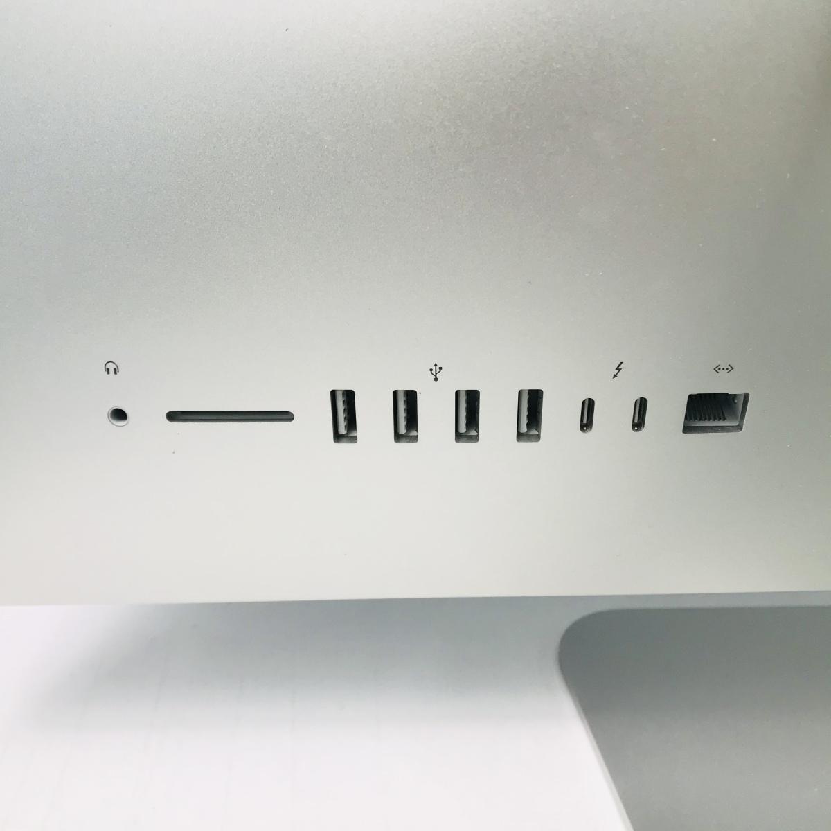 動作確認済み iMac Retina 4Kディスプレイモデル 21.5インチ(Early2019) Core i3 3.6GHz/8GB/1TB MRT32J/A_画像5