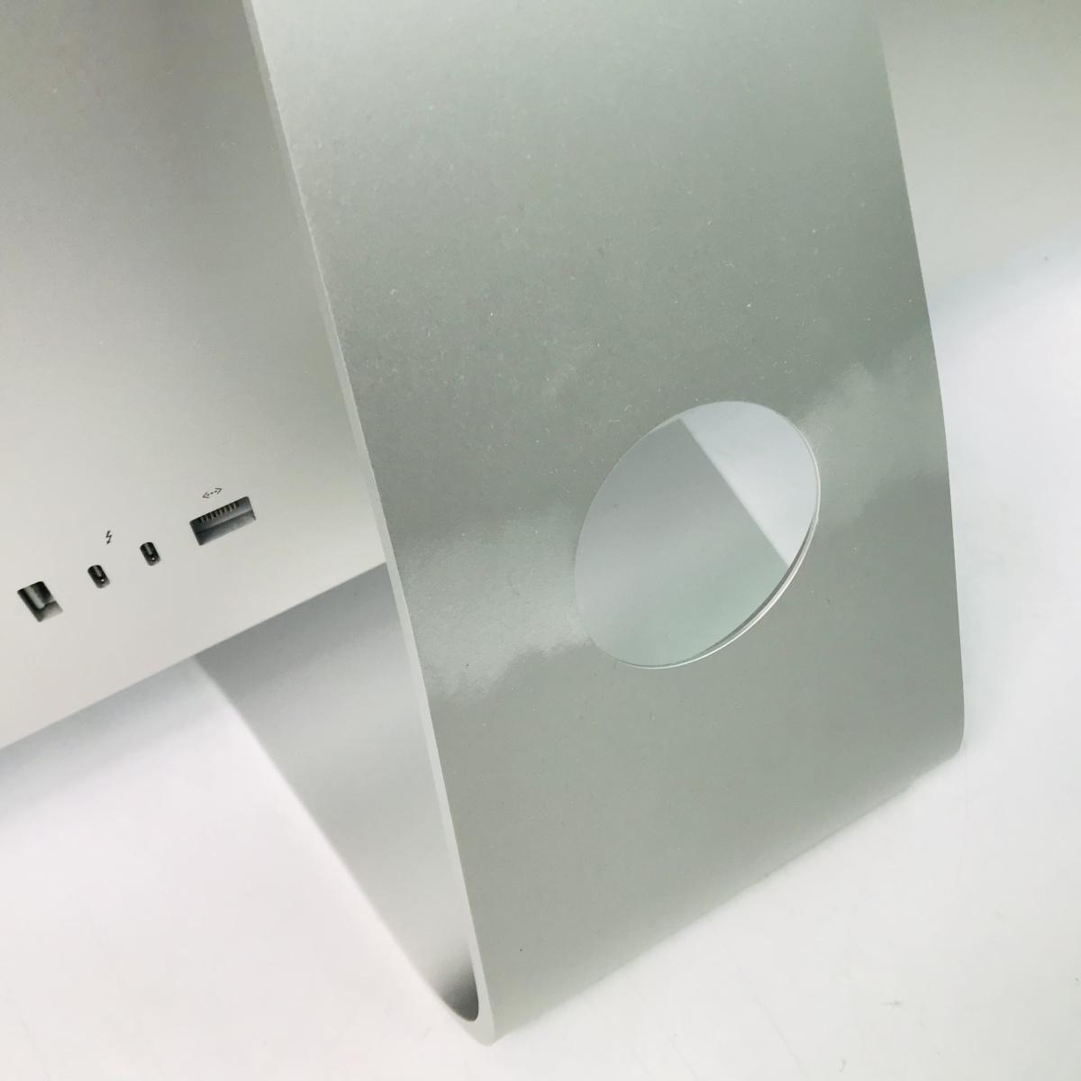 動作確認済み iMac Retina 4Kディスプレイモデル 21.5インチ(Early2019) Core i3 3.6GHz/8GB/1TB MRT32J/A_画像6