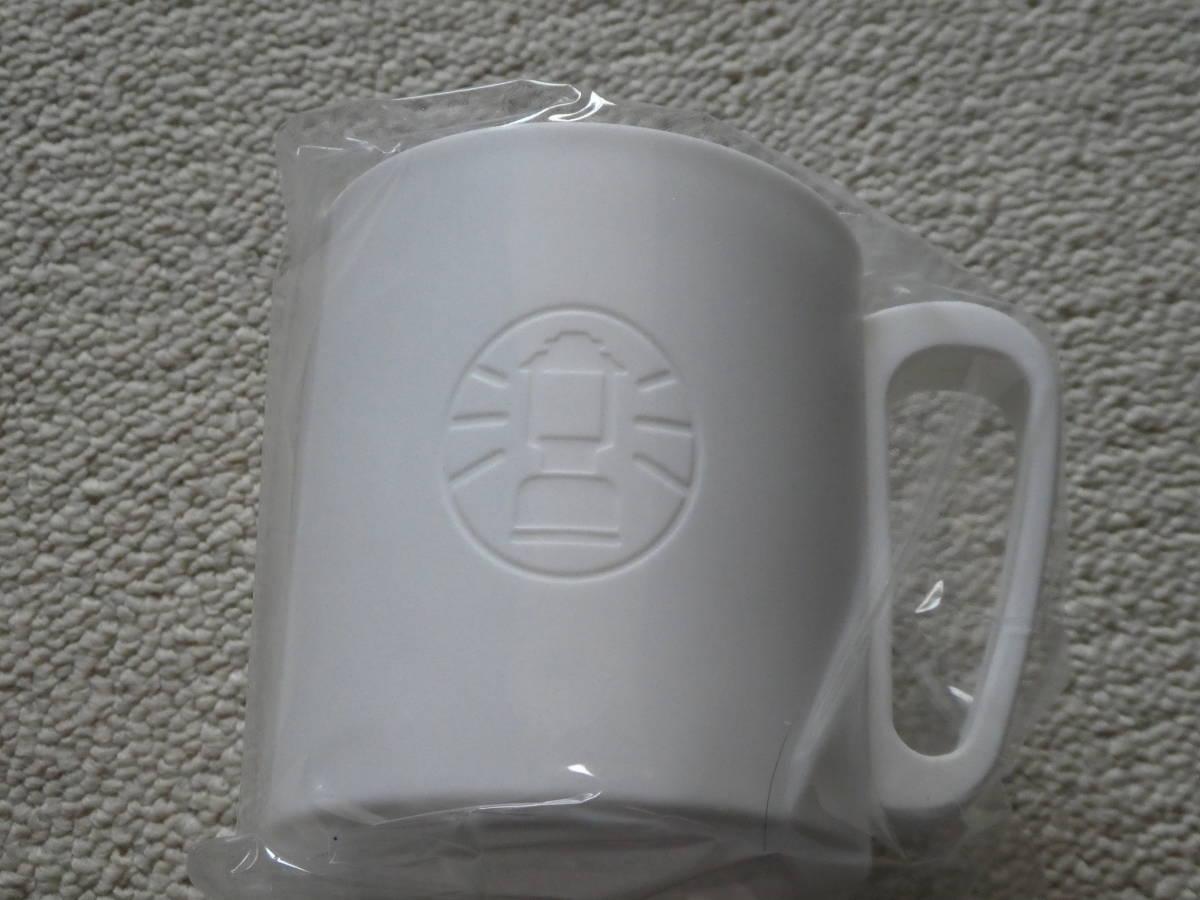 ★新品未使用★マクドナルド&コールマン/マグカップ/2021年福袋_画像2