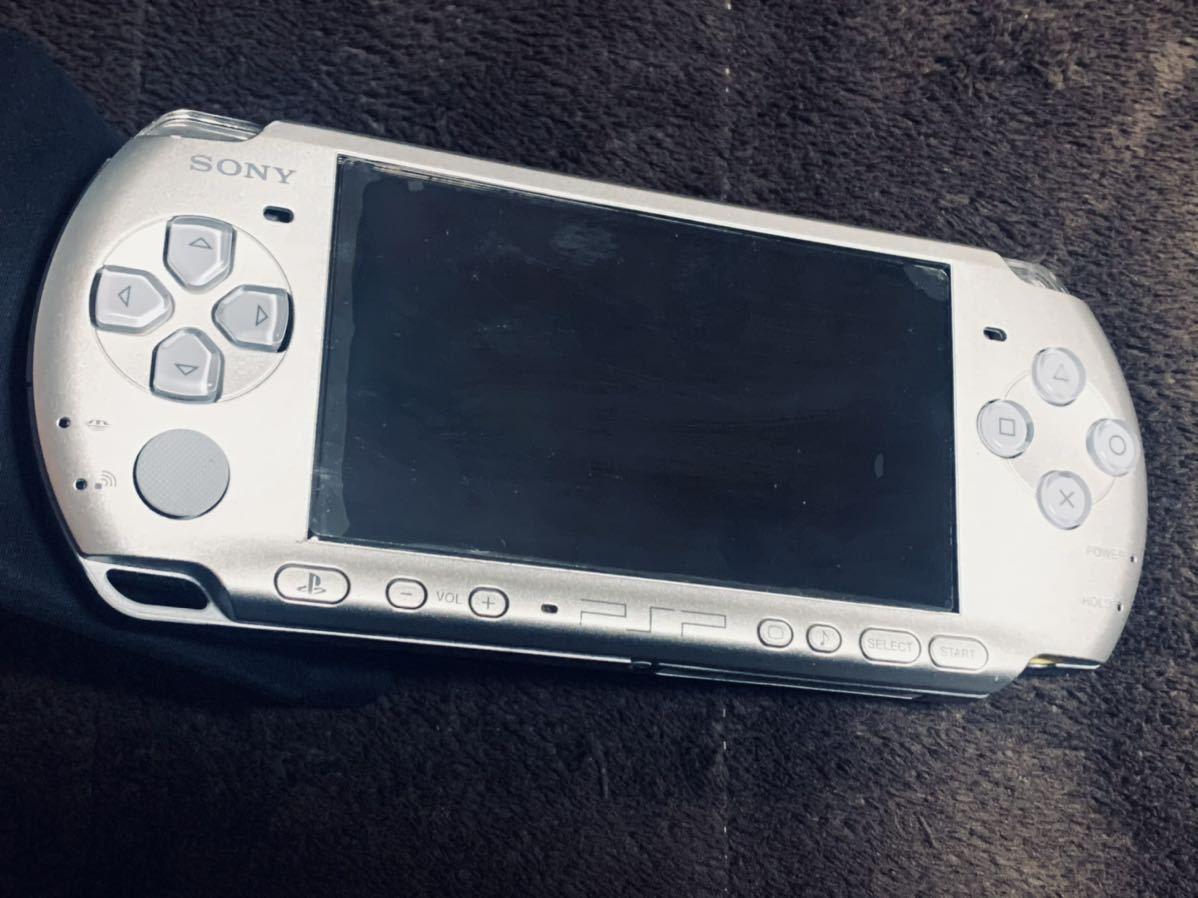 PSP-3000 ガンダム 比較的美品 3