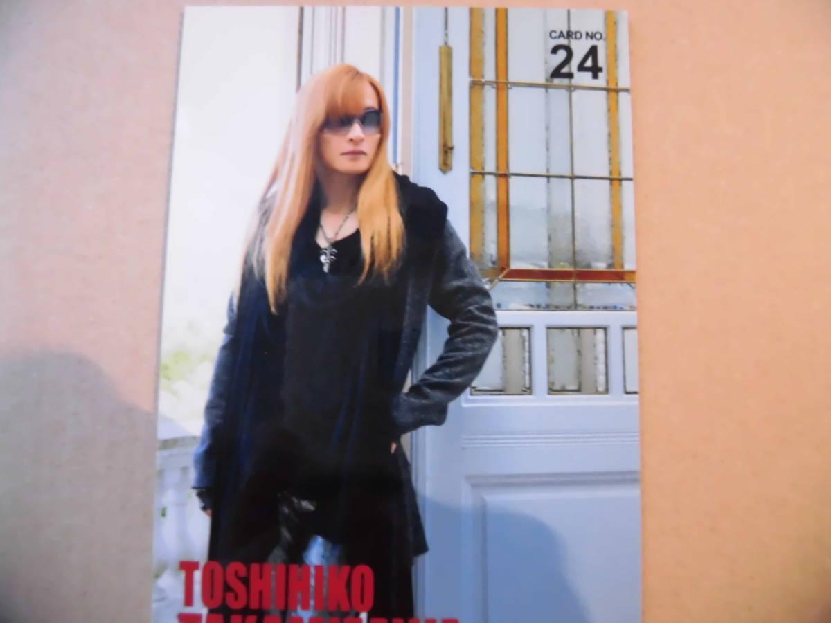 THE ALFEE トレカ 2011年 高見沢さん No.24