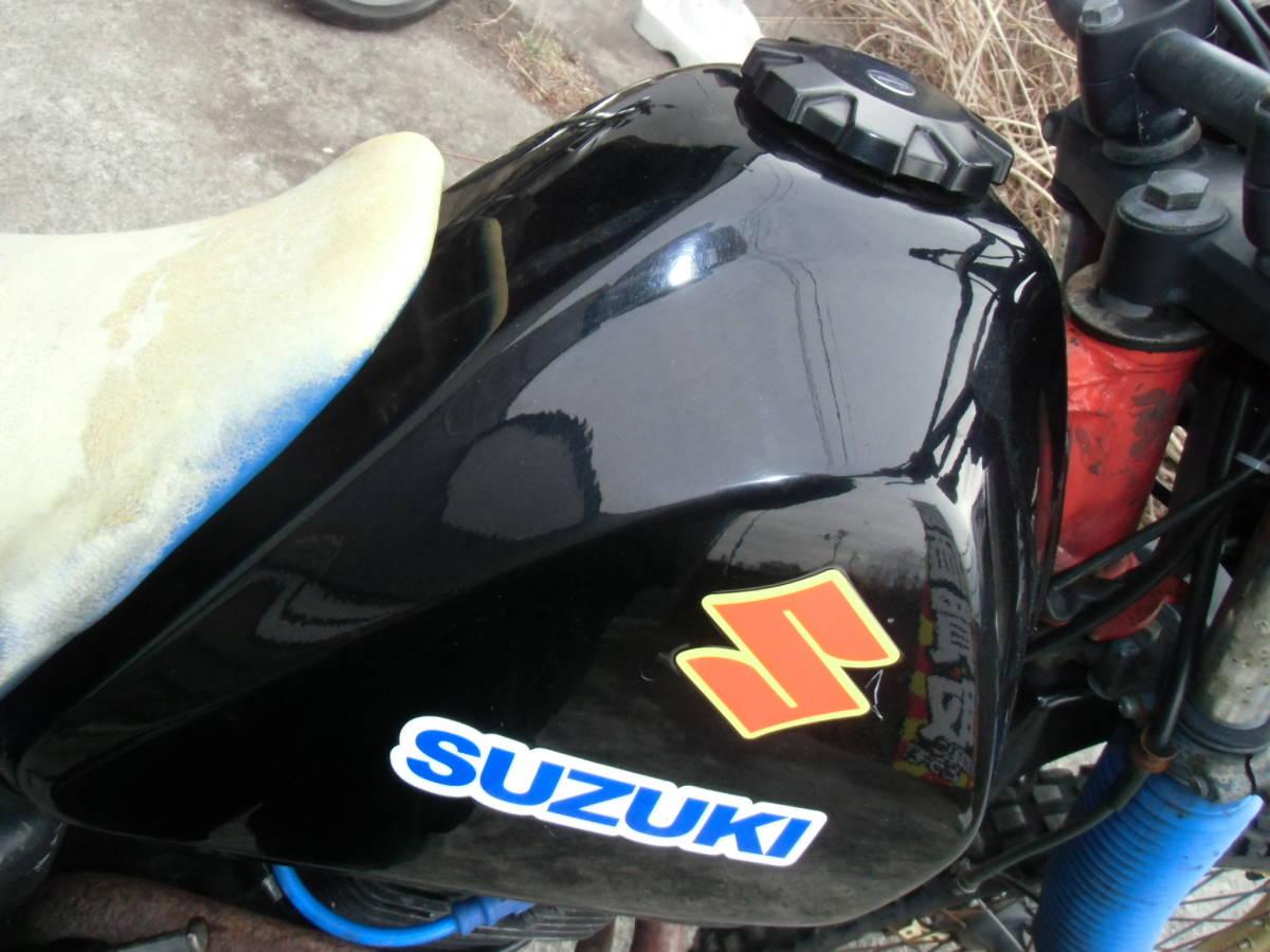 SX125R(SF41B) エンジン載せ替え(H401型199㏄)車両! 現状にて! 福島発!_画像7
