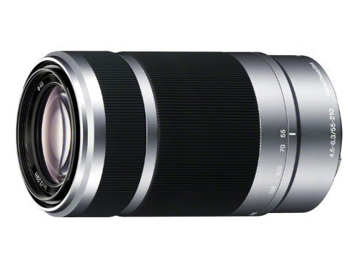■新品■SONY E 55-210mm F4.5-6.3 OSS
