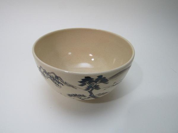 YG02036 [Old Matcha Camema Matsuyama colored pottery Ceramic pottery Paper Corpose Case] Volume Ceramic Art Boy Occurar Plaza Chapter Sencha Tea Tea Tea Tea Globe Occhair Tea Changella Art Product I