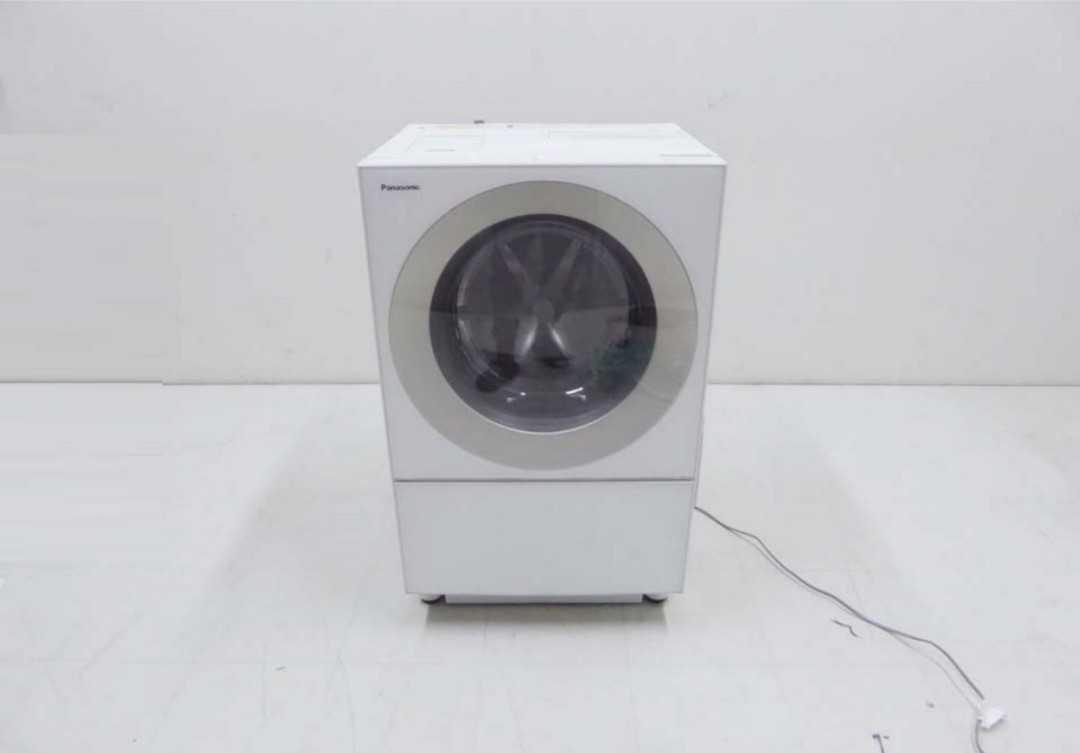 ■Panasonic パナソニック■ななめドラム洗濯乾燥機 Cuble キューブル NA-VG720L 7キロ 2017年製 即決送料無料!!!! _画像1