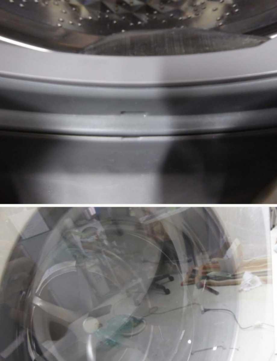 ■Panasonic パナソニック■ななめドラム洗濯乾燥機 Cuble キューブル NA-VG720L 7キロ 2017年製 即決送料無料!!!! _画像8