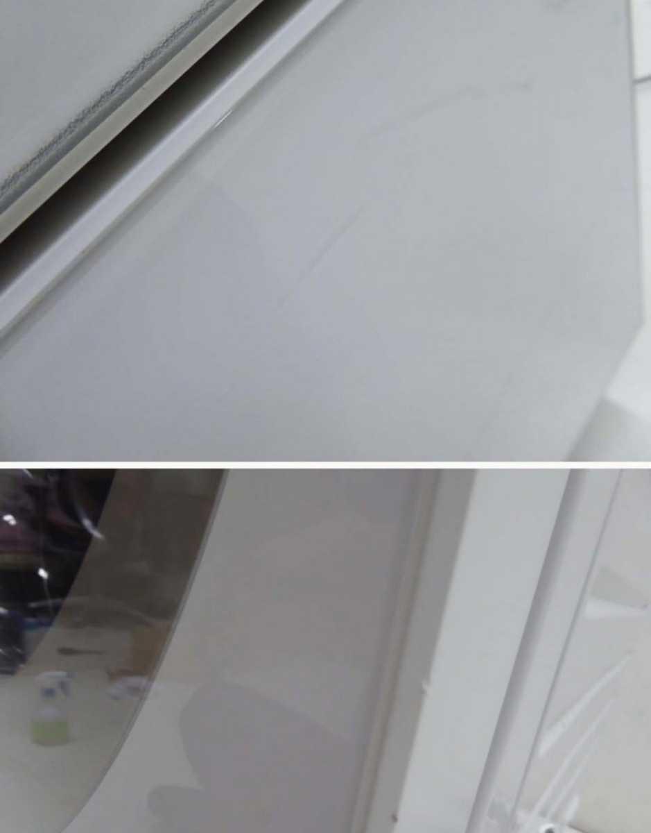 ■Panasonic パナソニック■ななめドラム洗濯乾燥機 Cuble キューブル NA-VG720L 7キロ 2017年製 即決送料無料!!!! _画像4