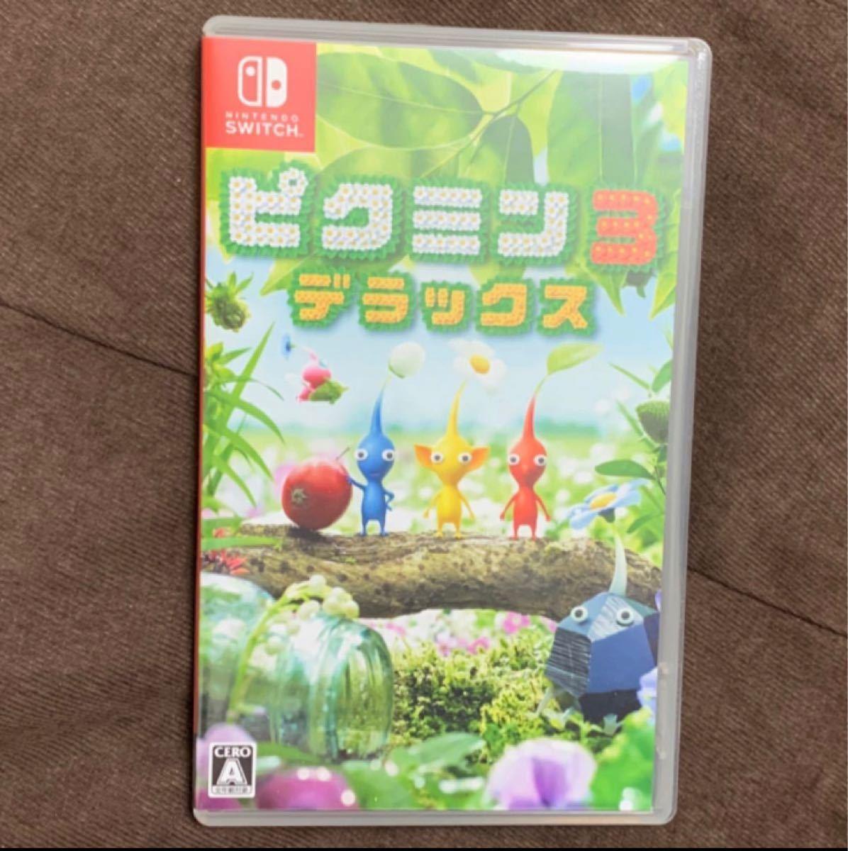 Switch 任天堂Switch Nintendo Switch ピクミン3 ピクミン デラックス