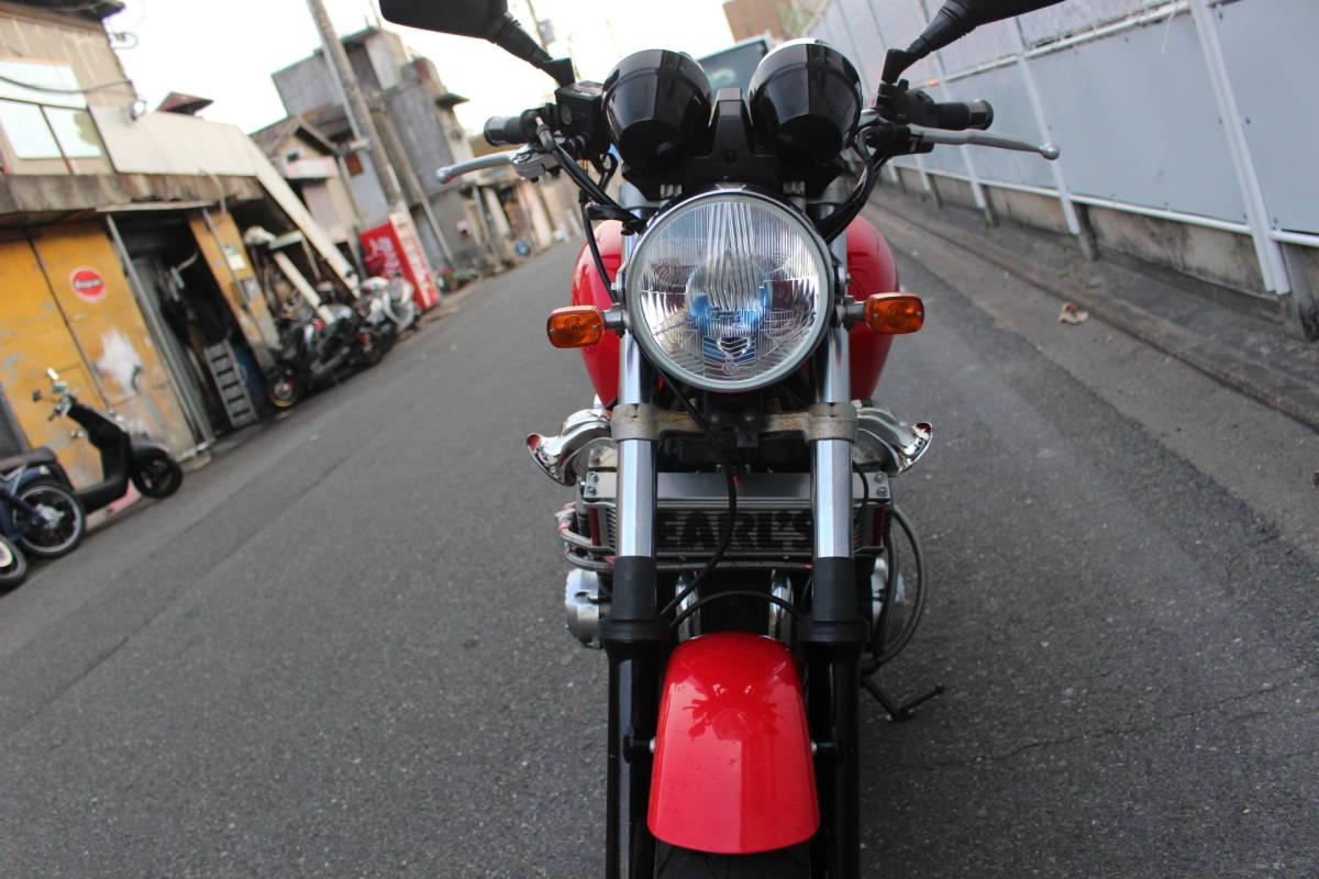 「大阪~整備済み XJR400 RPMマフラー カスタム車両 4HM後期 エンジン好調 即決サービス有り お引き取り、全国陸送、フェリー発送OK」の画像3