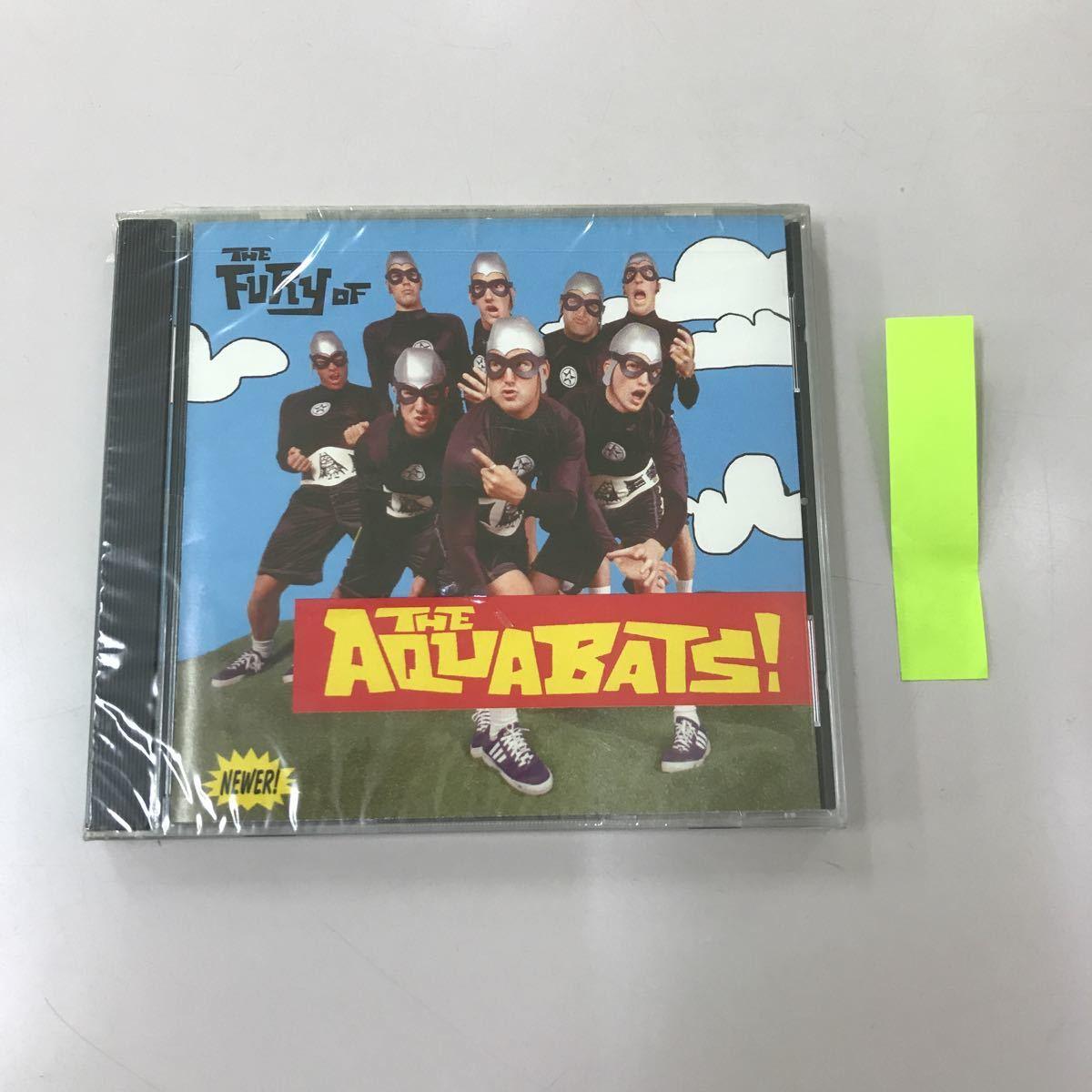 CD 輸入盤未開封【洋楽】長期保存品 THE AQUABATS
