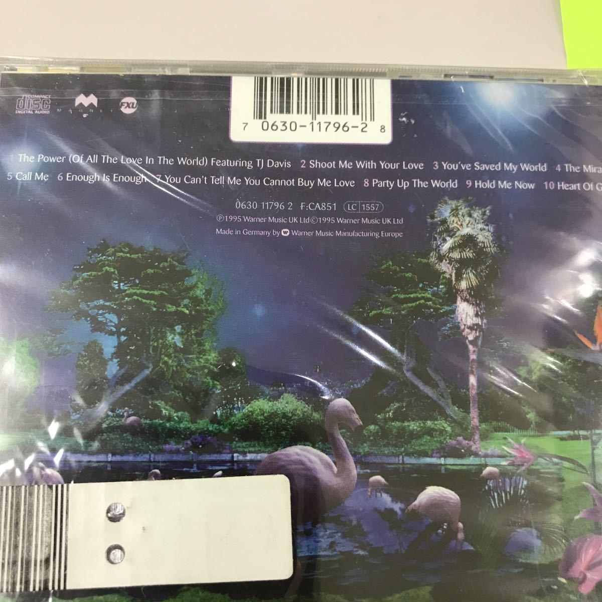CD 輸入盤未開封【洋楽】長期保存品 D:REAM WORLD