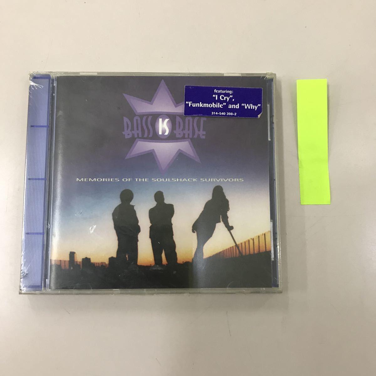 CD 輸入盤未開封【洋楽】長期保存品 BASS IS BASE