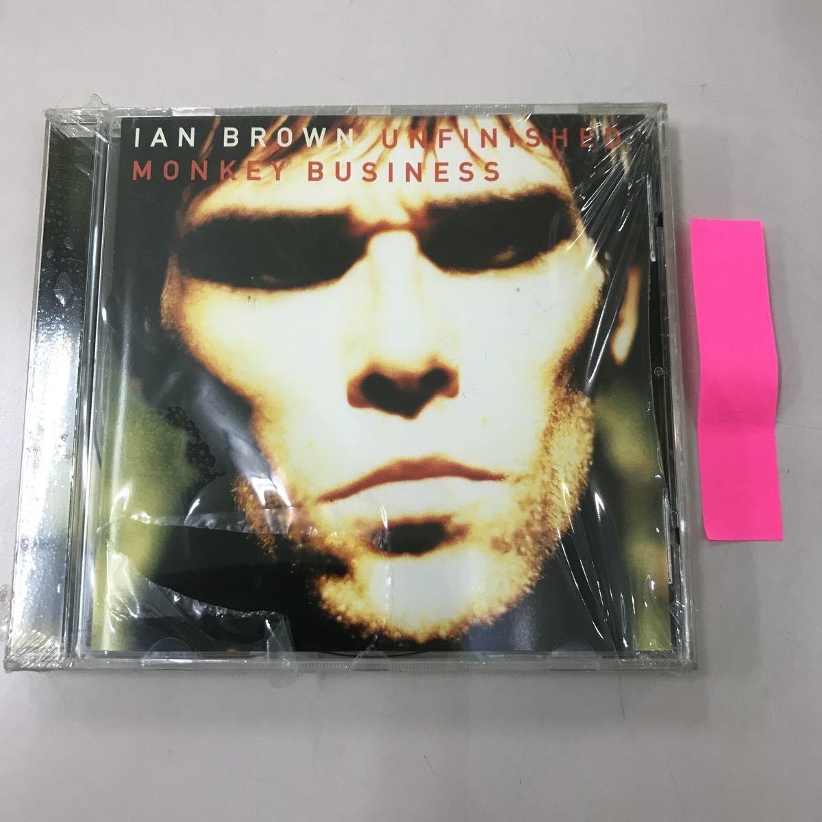 CD 輸入盤未開封【洋楽】長期保存品 UNFINISHED MONKEY BUSINESS