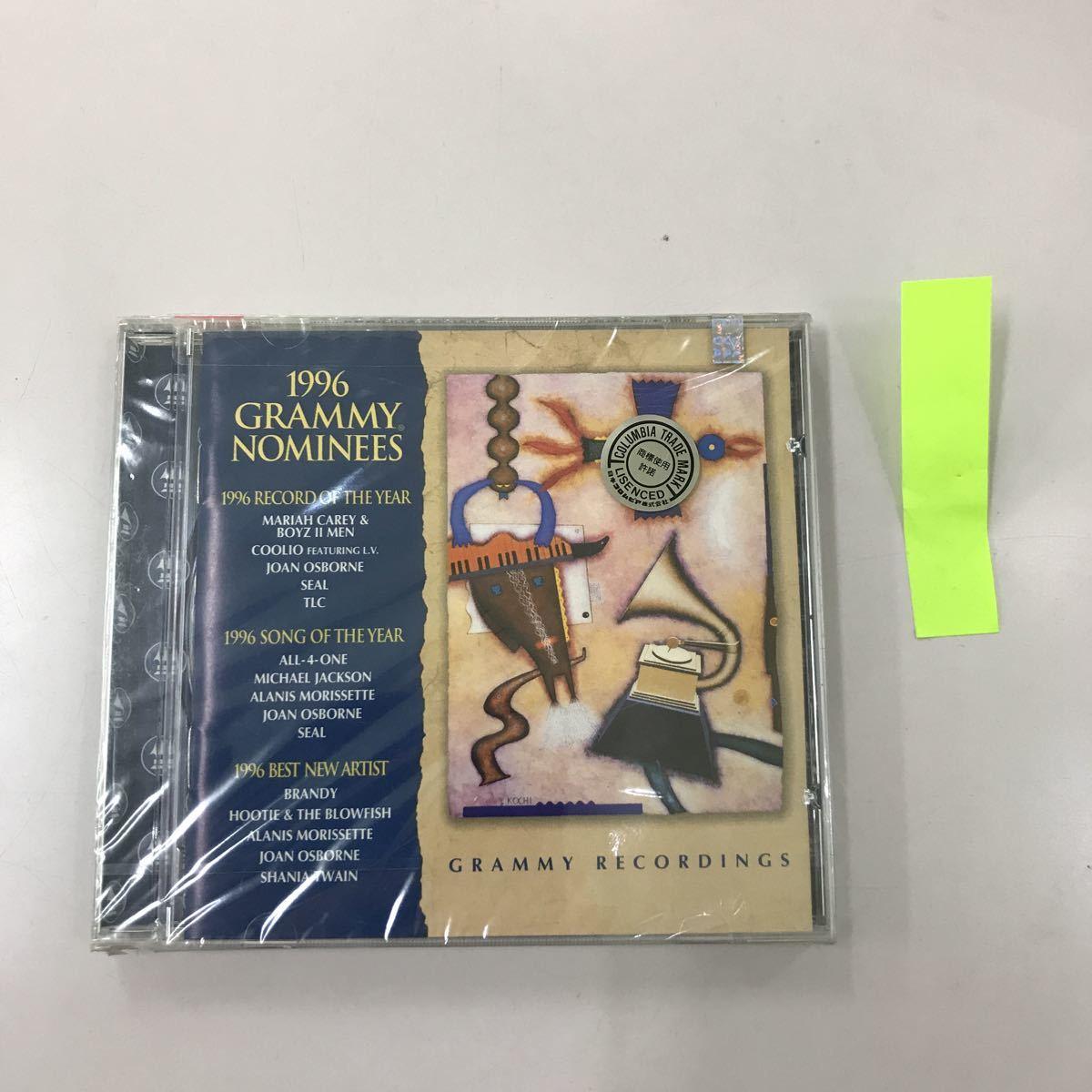 CD 輸入盤未開封【洋楽】長期保存品 '96 GRAMMY NOMINEES