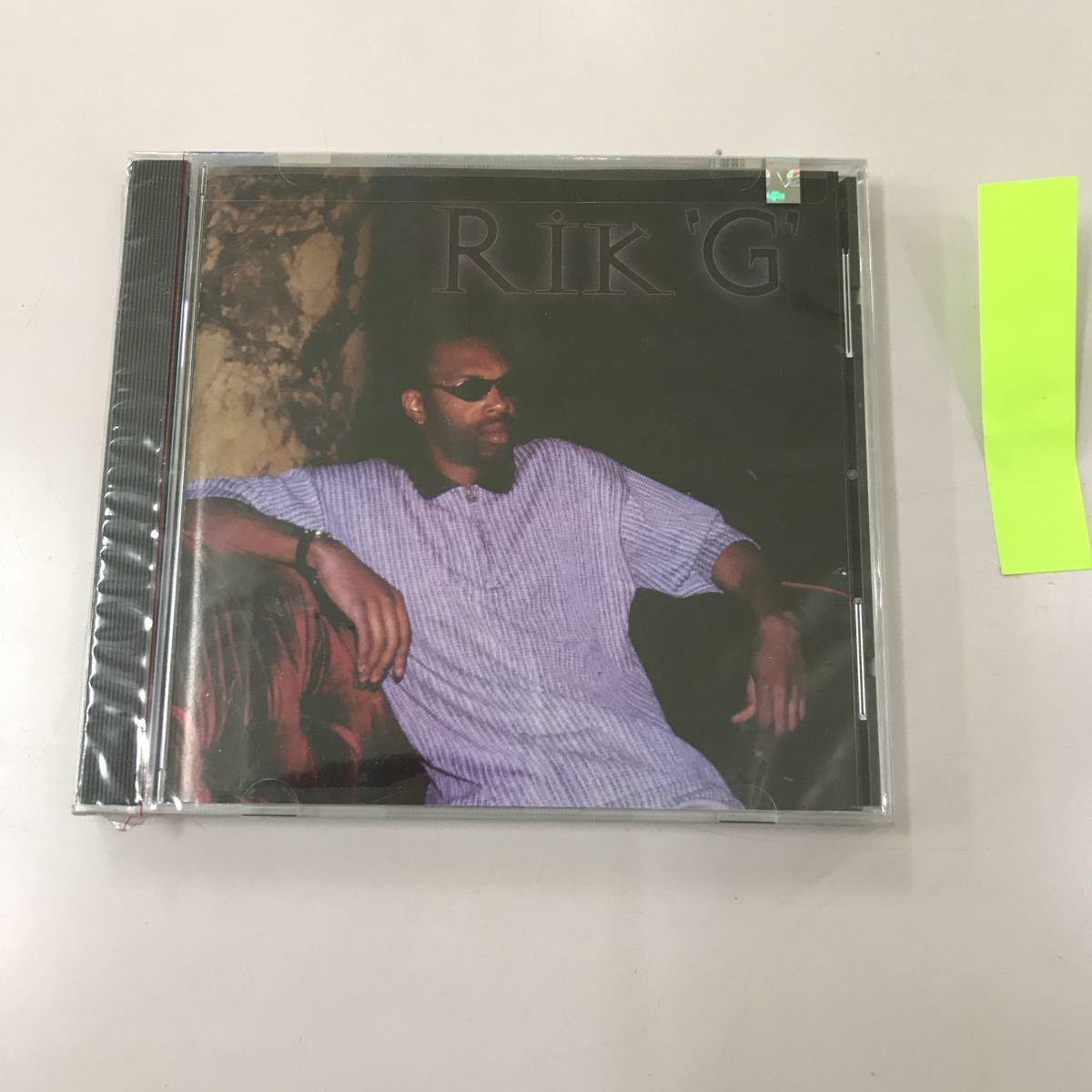 CD 輸入盤未開封【洋楽】長期保存品 RIK G
