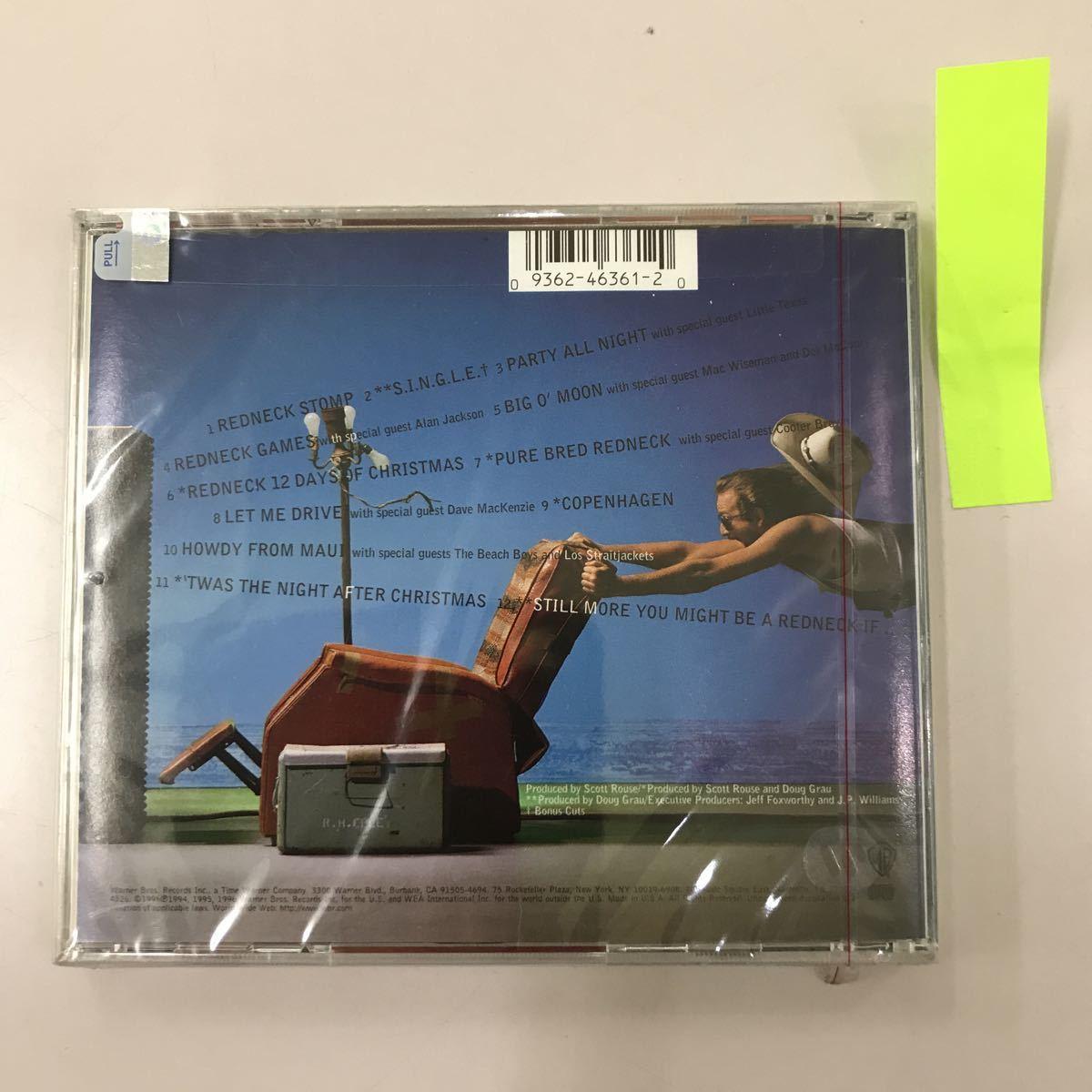 CD 輸入盤未開封【洋楽】長期保存品 JEFF FOXWORTHY