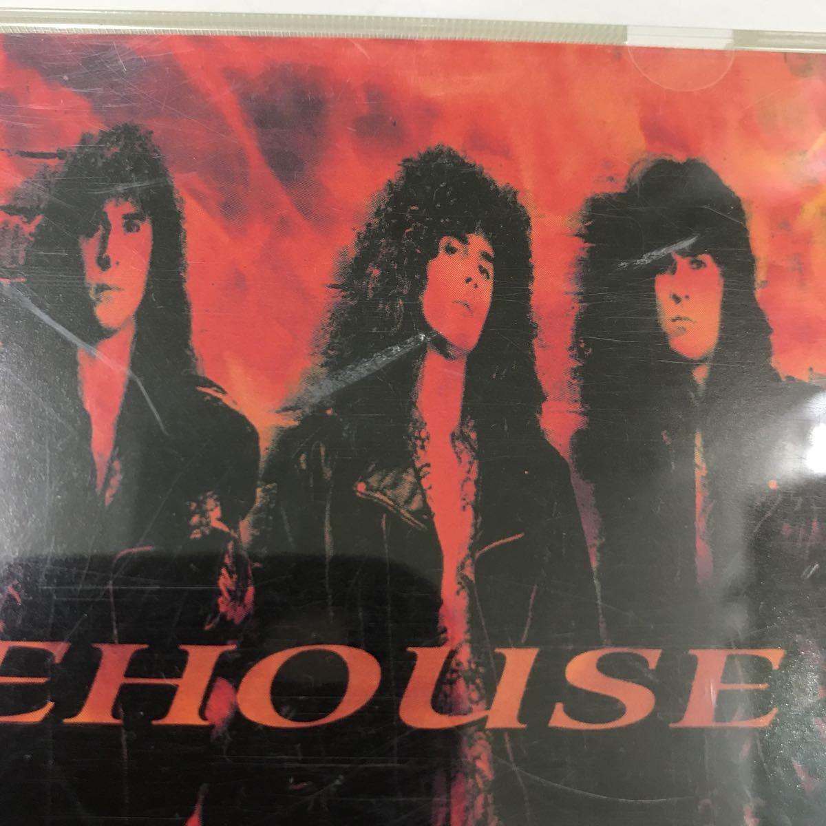 CD 中古☆【洋楽】FIRE HOUSE