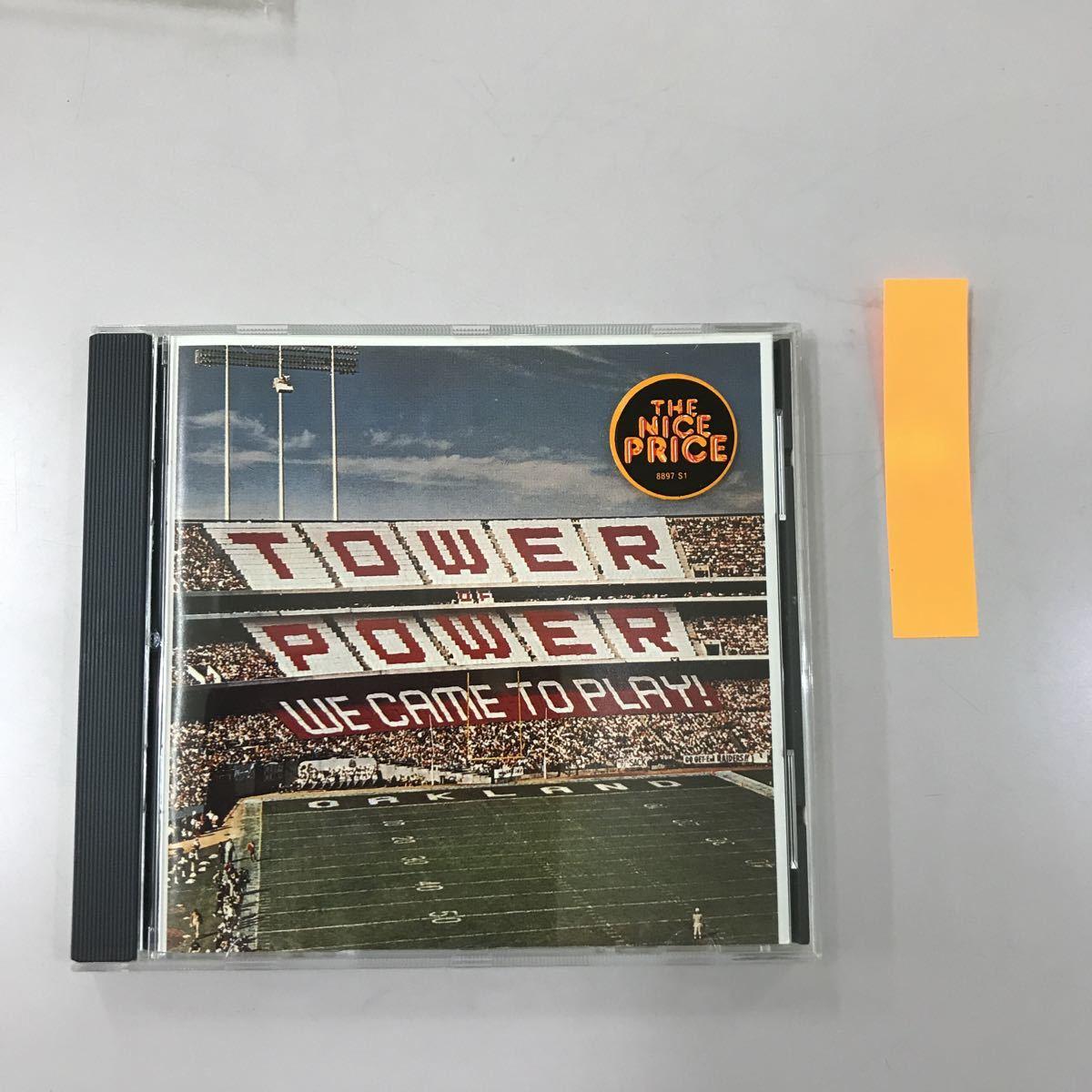 CD 中古☆【洋楽】TOWER OF POWER