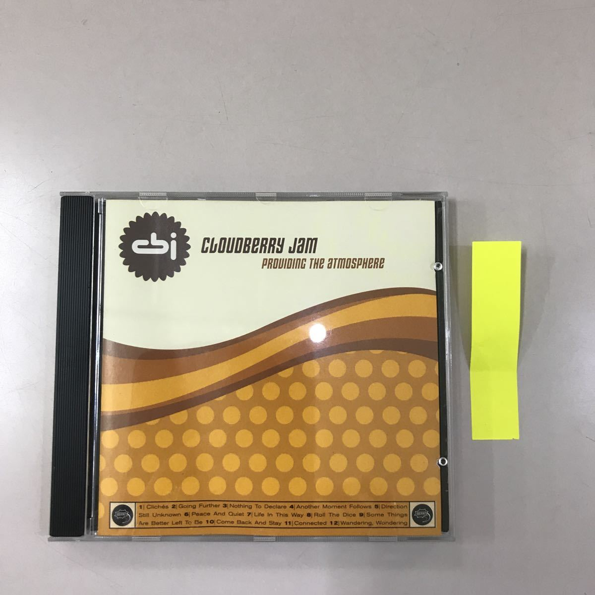 CD 中古☆【洋楽】CLOUBERRY JAM