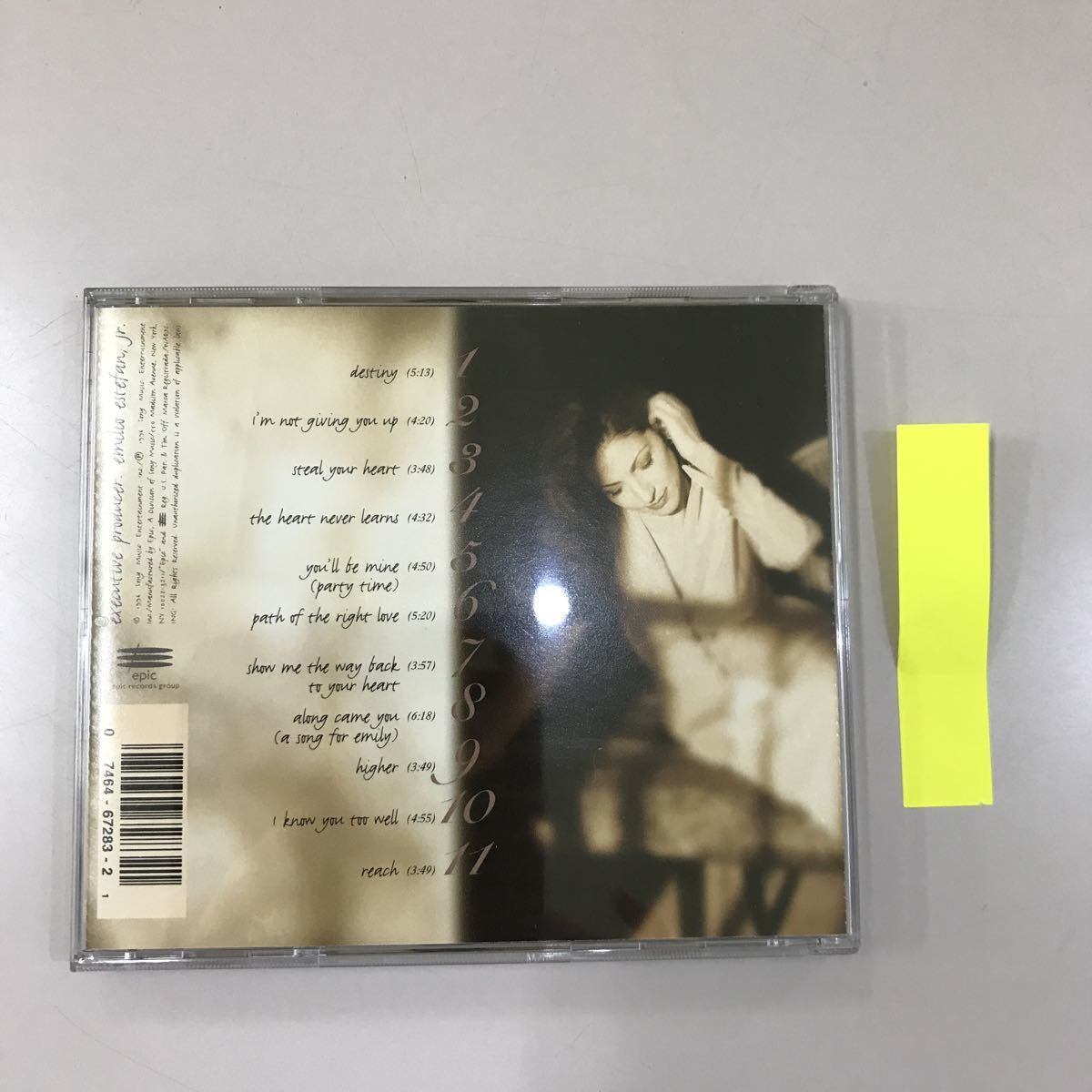 CD 中古☆【洋楽】GLORIA estefan