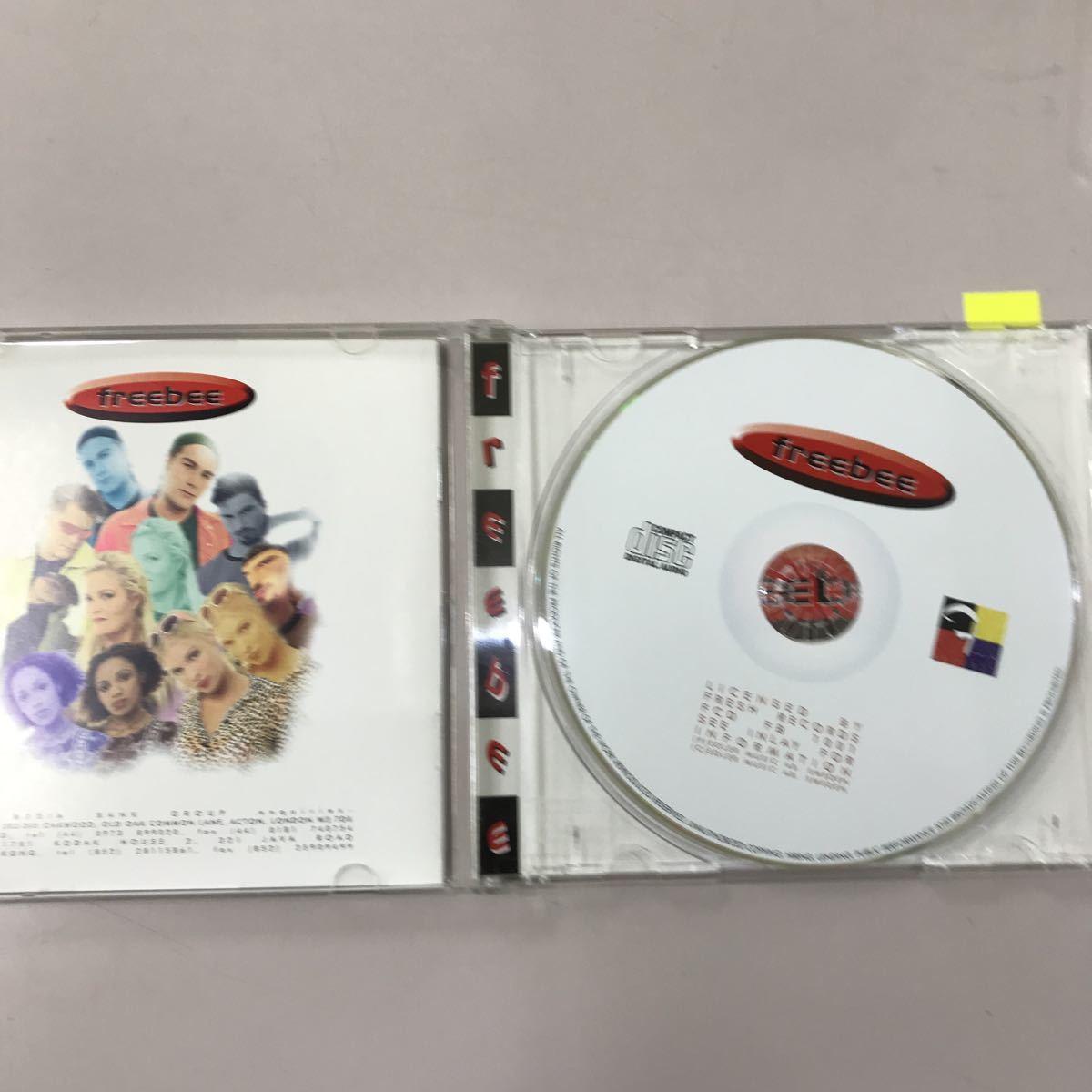 CD 中古☆【洋楽】frEEb EE
