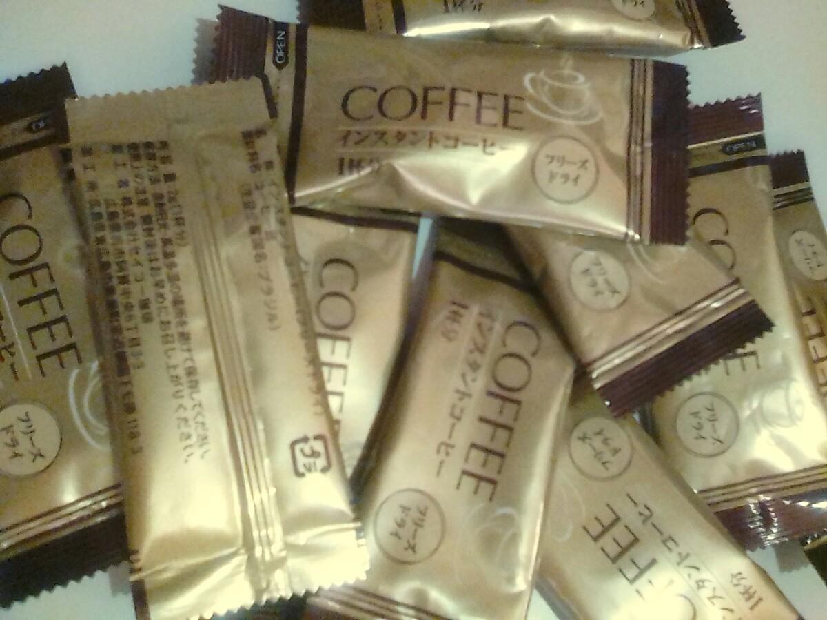 ☆インスタントコーヒー10杯分☆ セイコー珈琲
