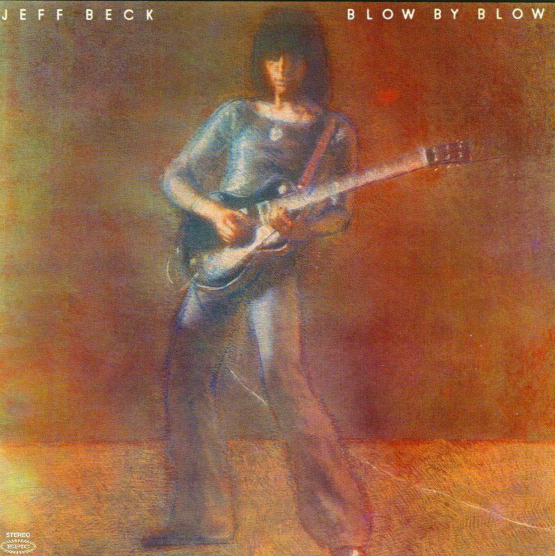 ◆◆JEFF BECK◆BLOW BY BLOW ジェフ・ベック ブロウ・バイ・ブロウ ギター殺人者の凱旋 75年作 国内リマスター盤 即決 送料込◆◆
