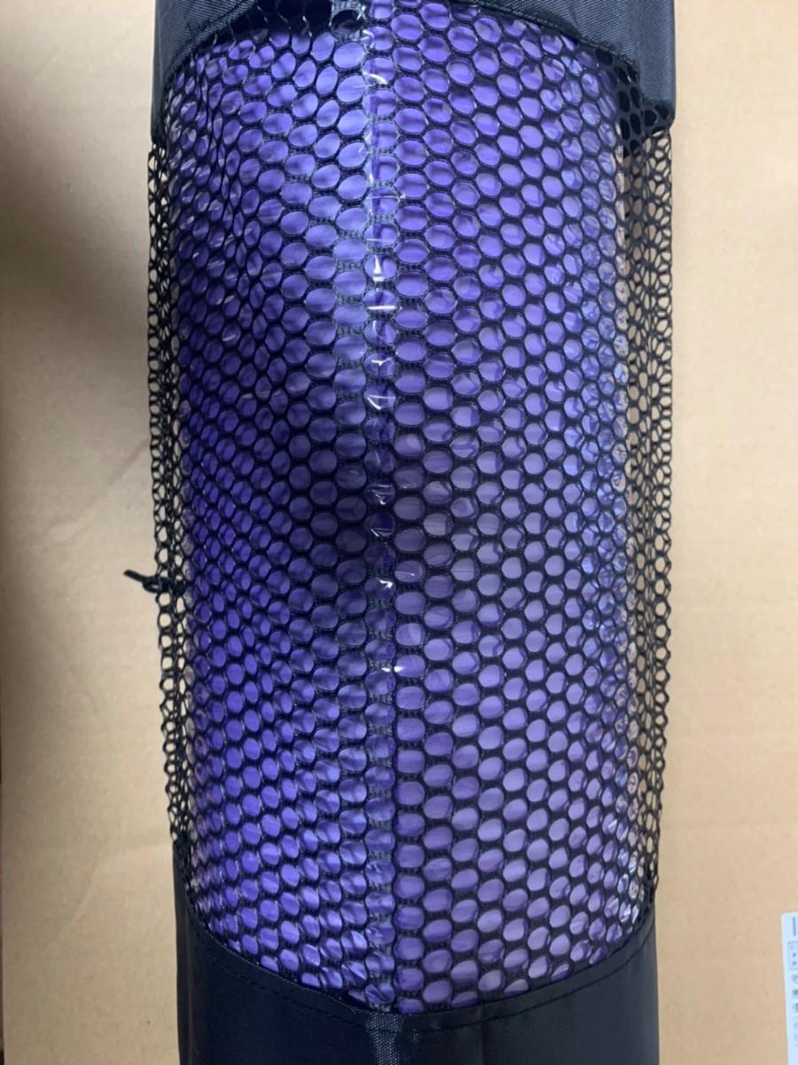 ヨガマット 10mm トレーニングマット エクササイズマット ストレッチ トレーニングマット 収納ケース