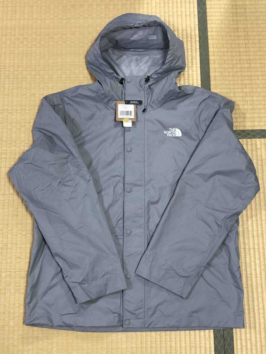 3way新品(ot3703XL)The North Face (メンズXL)トリクライメイトジャケットマウンテンパーカー×シェルパフリースジャケットグレー色_画像1