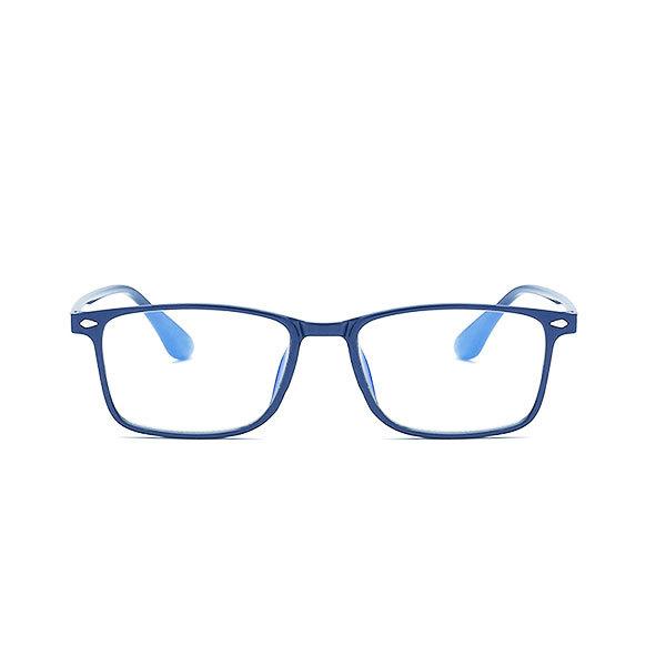 アウトレット 老眼鏡 メガネ ブルーライトカット PC スマホ メンズ レディース リーディンググラス シニアグラス 軽量 男女兼用 紺 1.0_画像2